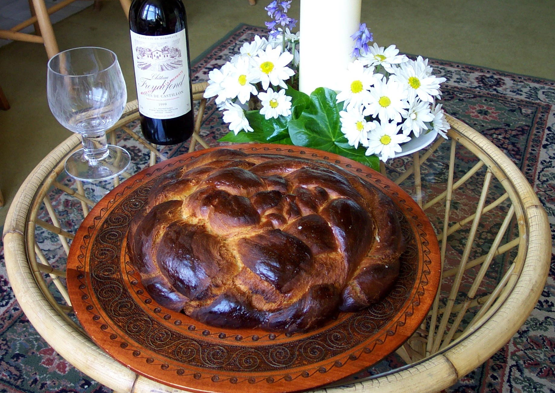 Lord's Day Bread